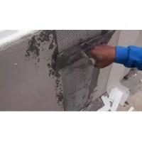 保温施工的人员,外墙保温工10名,专业挂网