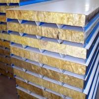 双面彩钢复合风管酚醛保温板