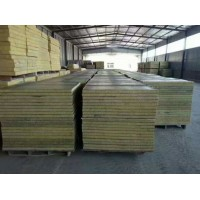 岩棉板专业厂家 外墙岩棉板价格 隔热岩棉板的规格