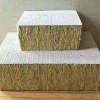 外墙岩棉复合板板防火等级A级防火