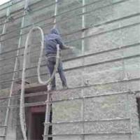 承接无机纤维保温喷涂施工13611627345