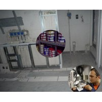 熊猫电线1.5²每米单根包安装
