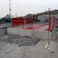 宜昌工程车洗轮机 工地红外感应自动洗车机 建筑工地洗轮机