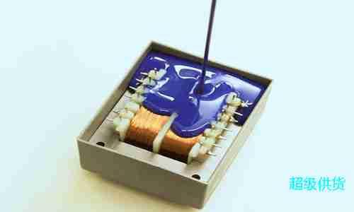 纳米氮化铝粉在高导热灌封胶中应用