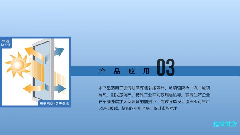 NC001常温固化Low-E玻璃纳米涂层_09