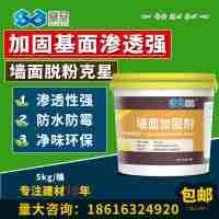 舜安墙固界面剂内外墙加固剂家用混凝土界面剂防止起皮脱落处理剂