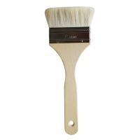 羊毛刷软毛长柄不易掉毛耐酸碱油漆墙面烧烤烘焙涂料家具刷子