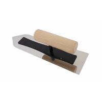 收光刀硅藻泥贝壳粉不锈钢刮腻子批刀收光抹子施工工具抹刀