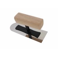 迷你收光刀硅藻泥贝壳粉不锈钢刮腻子批刀收光抹子施工工具抹刀